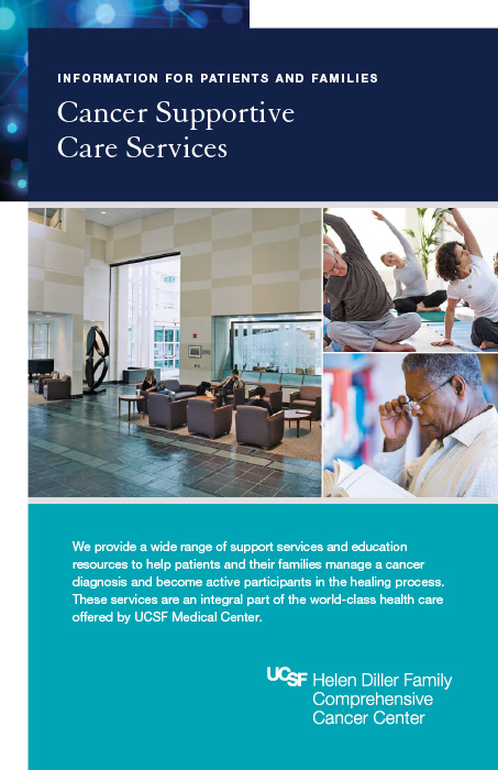 UCSF Health Women's Health brochure