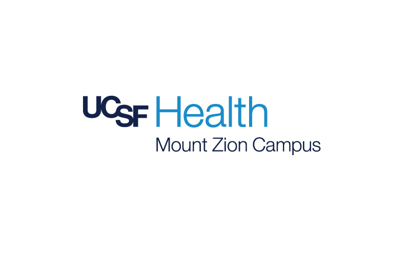 UCSF Health logo - Mount Zion location