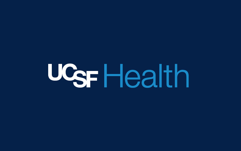 UCSF reversed color logos