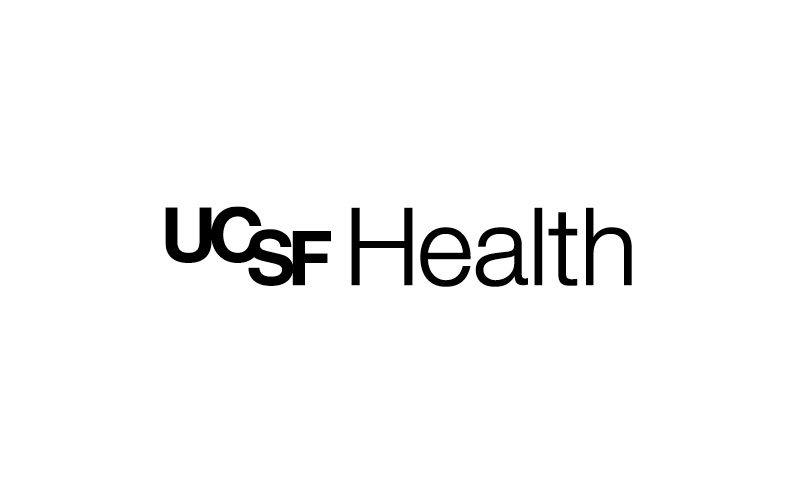 ​​​​UCSF Health logos in black