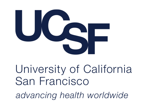 UCSF logo with tagline